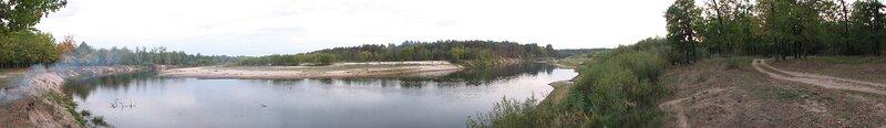 Панорама Кокшаги