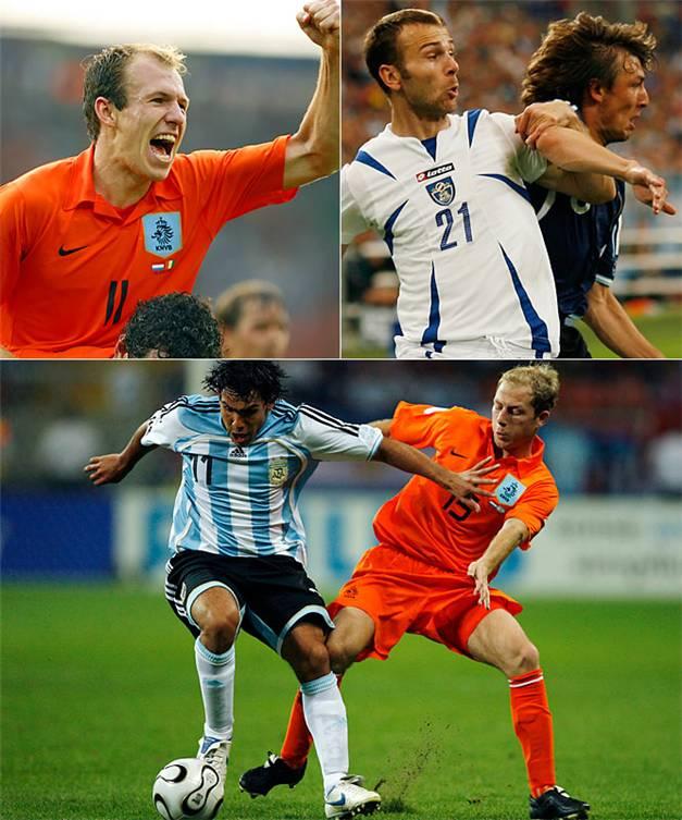 Groups of Death in Football World Cup History / группы смерти в истории Чемпионатов Мира по футболу / 2006