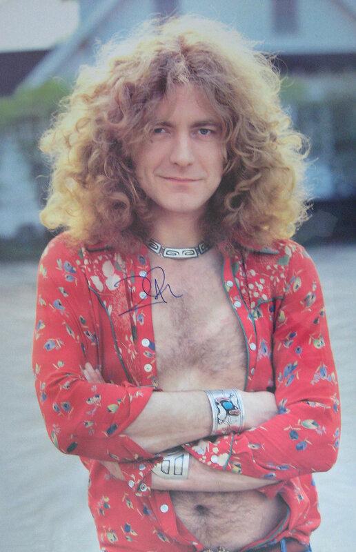 Famous People.Robert Plant Led Zeppelin