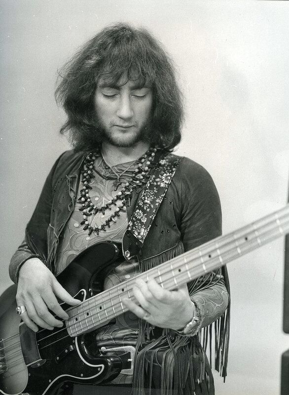 Deep Purple Roger Glover