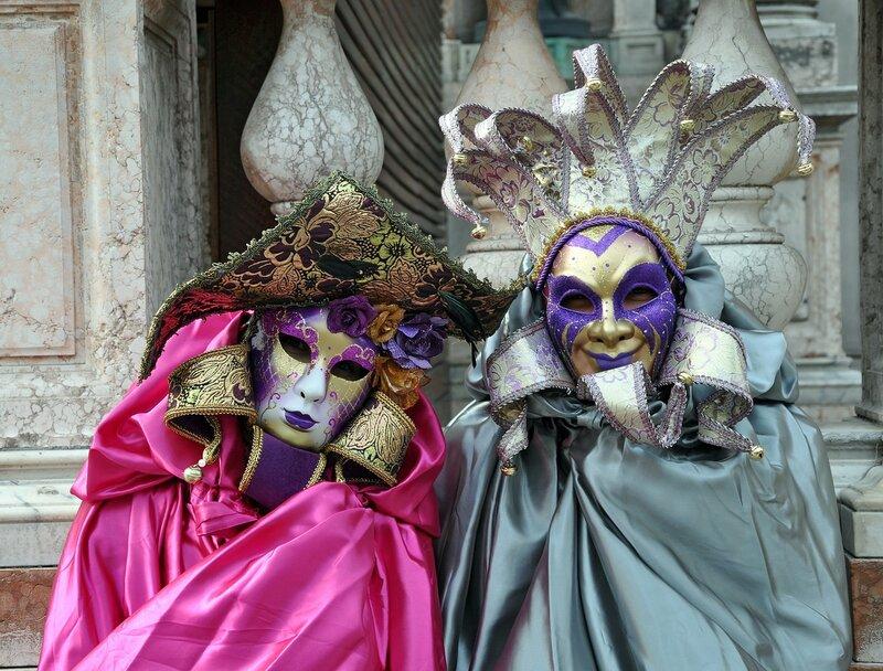 Венецианский карнавал  2010 года.
