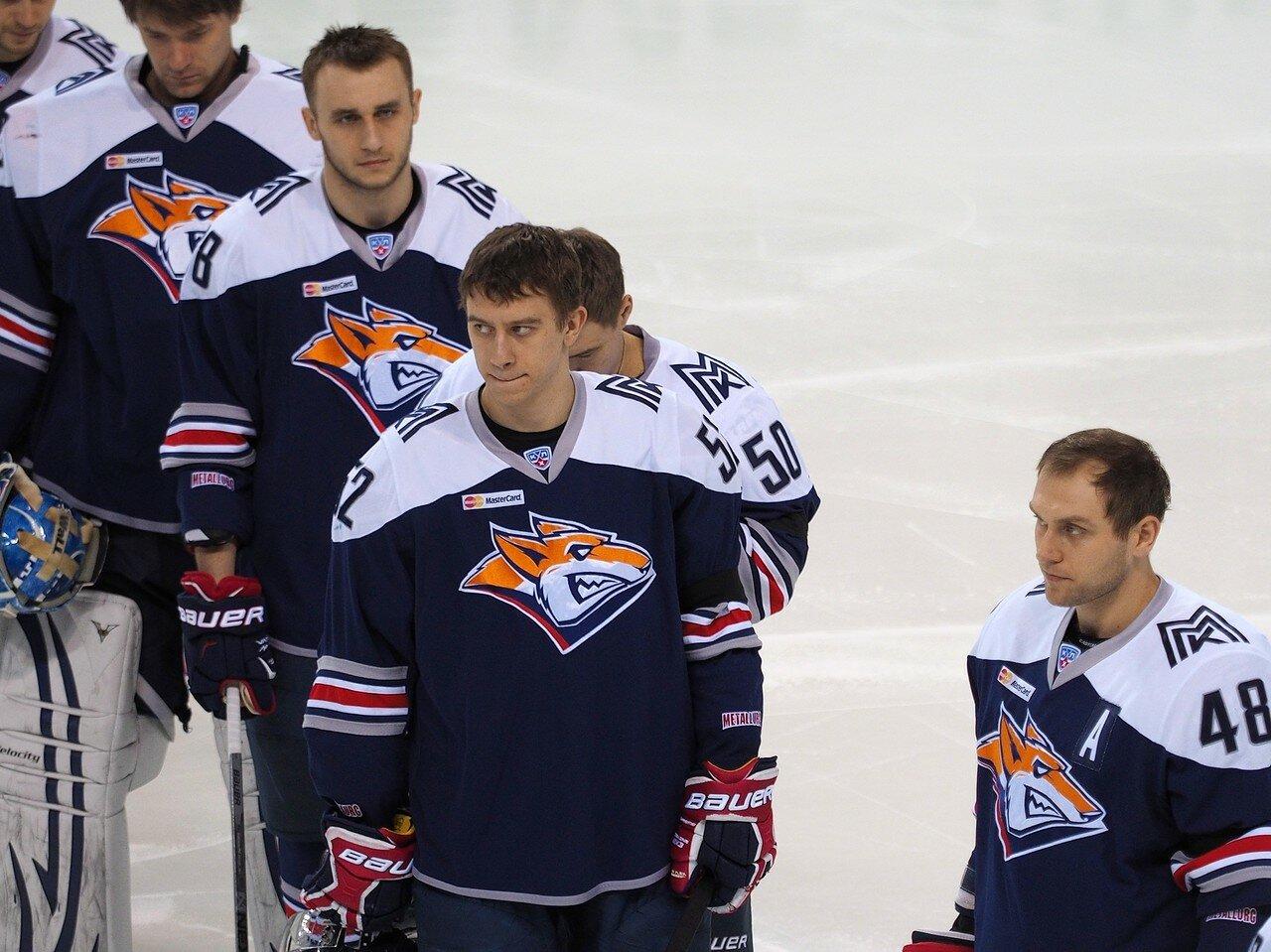 29Металлург - ЦСКА 03.02.2016