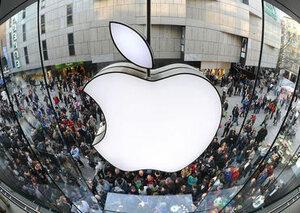92% от мировых продаж смартфонов приходится на Apple