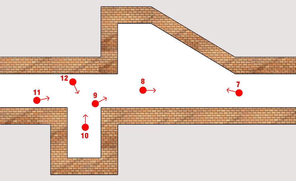 Схема аварийного выпуска из канала