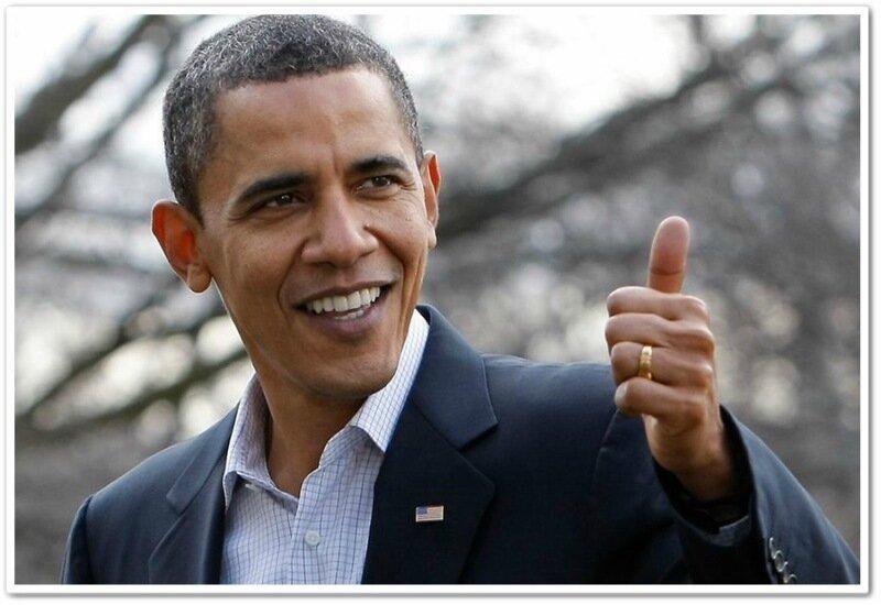 Неприличные жесты в разных странах на примере Барака Обамы