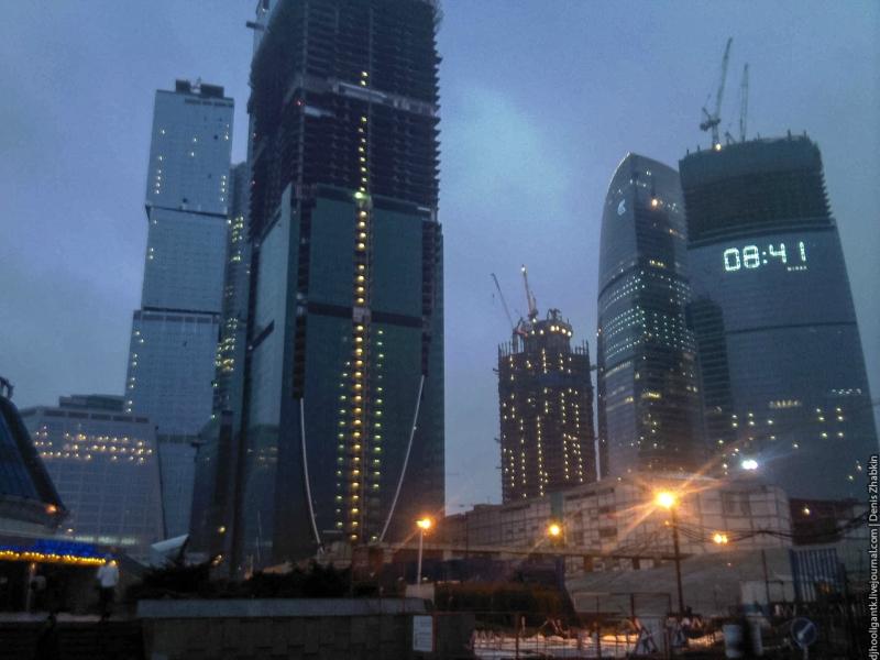 Строительство бизнес центров москва 12 фотография