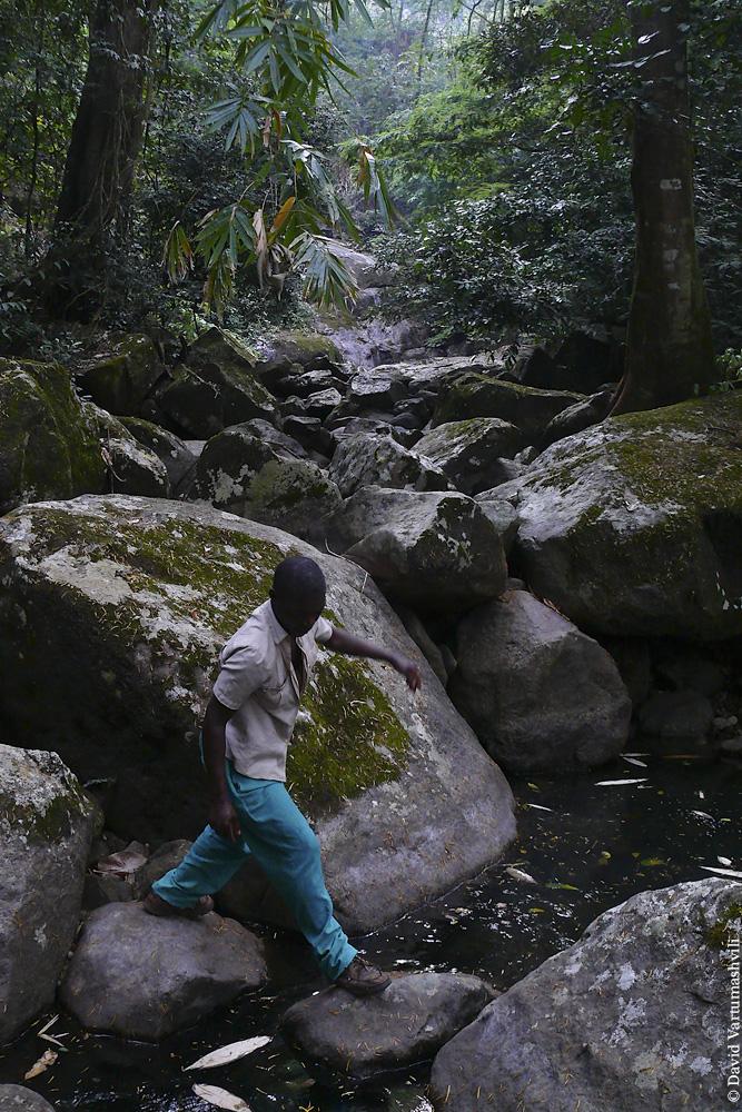 Малави, массив Мландже