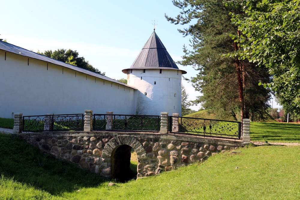 Псково-Печёрский монастырь