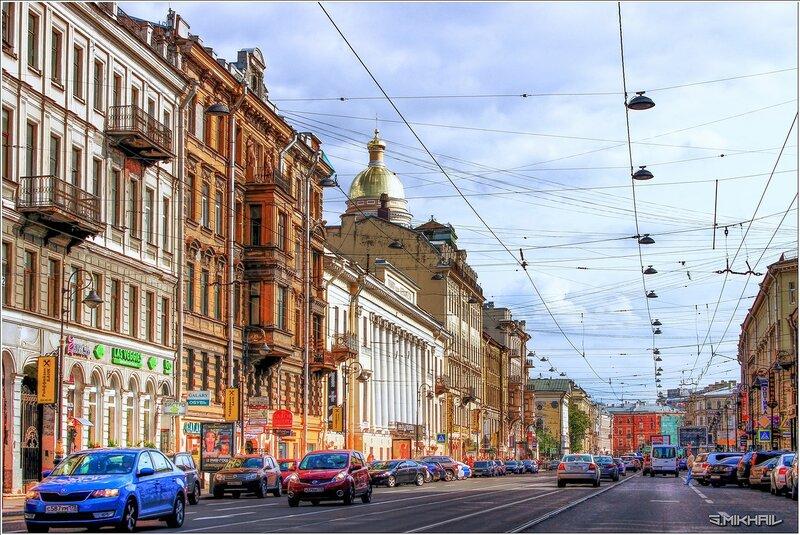 Владимирский проспект.