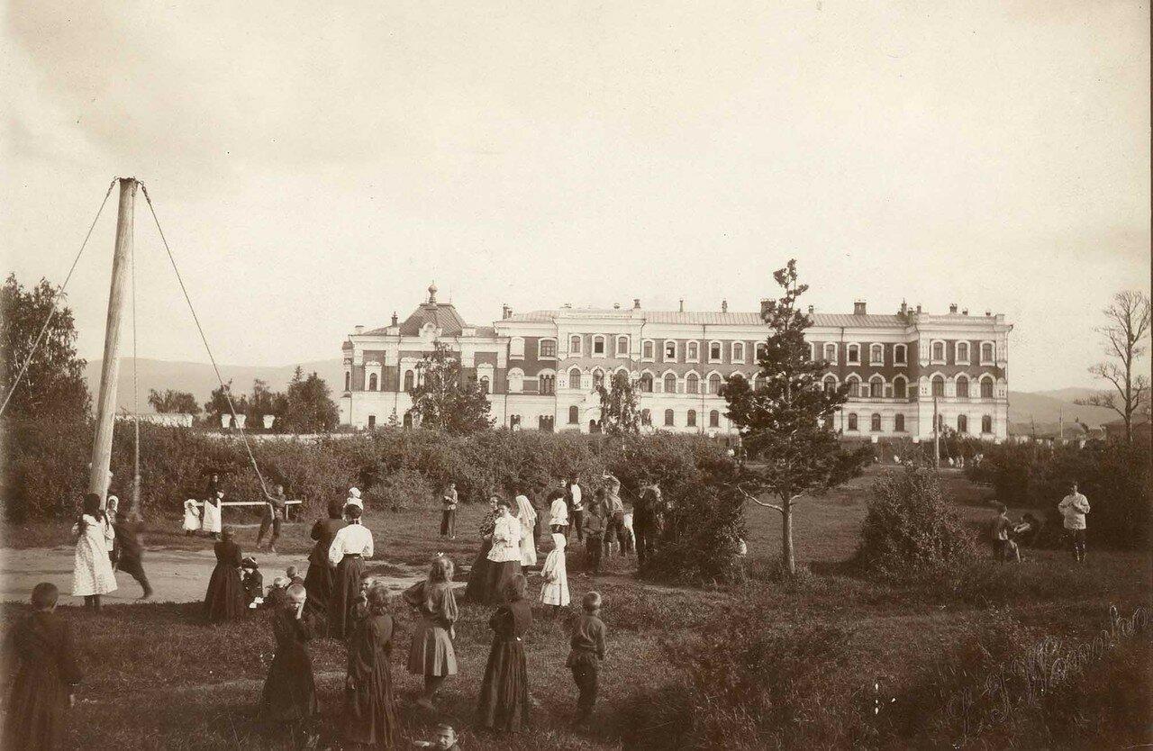 Городской сад, 1910-е