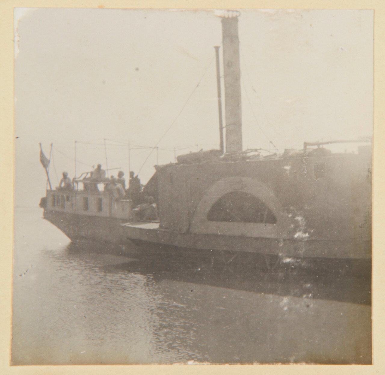 Бывший пароход дервишей «Телавала»