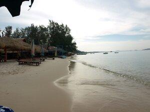 Пляж Сиануквиля