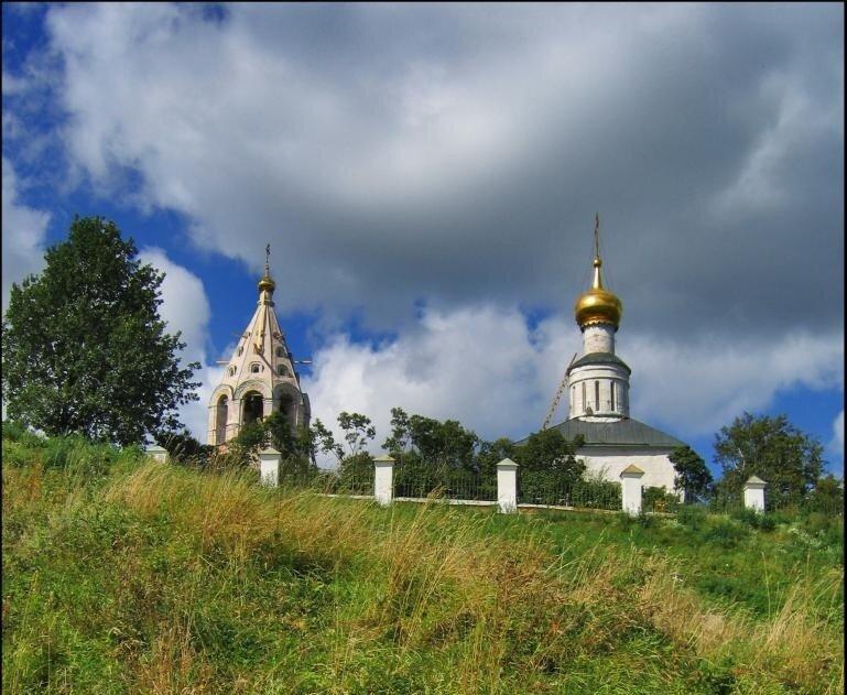 Церковь в Городне