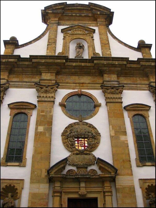 Церковь монастыря францисканцев, Падерборн