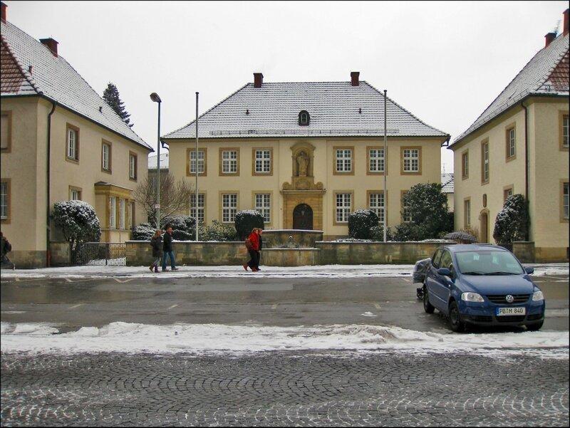 Дворец, Падерборн