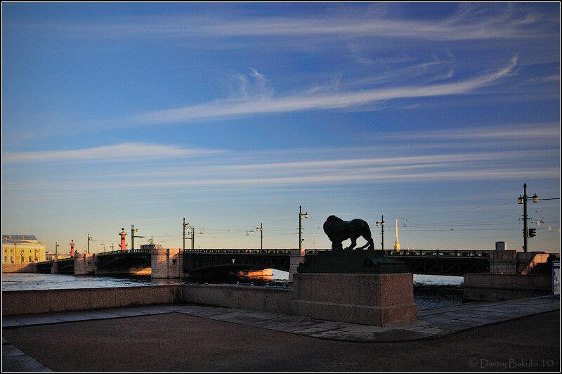 Прогулка по мосту