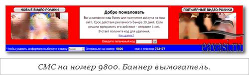 Стоит оговориться, что СМС на номер 9800 стоит не столько, сколько указано