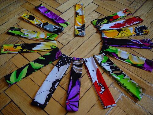 Банданочки - цветные релакс повязочки