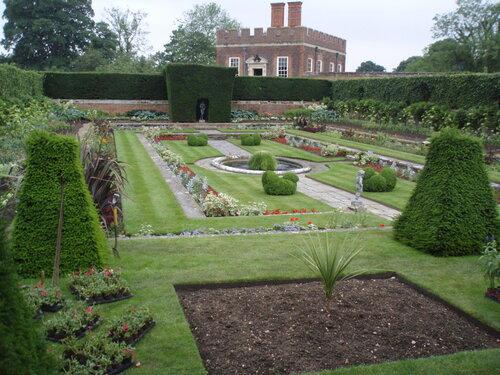 Pond Garden, Hampton Court