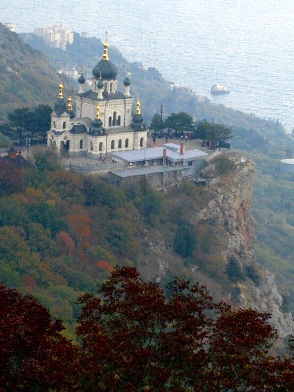 Крым,Чёрное море,россияне в Крыму,Форос