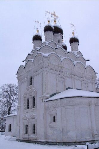 Церковь в Комягино
