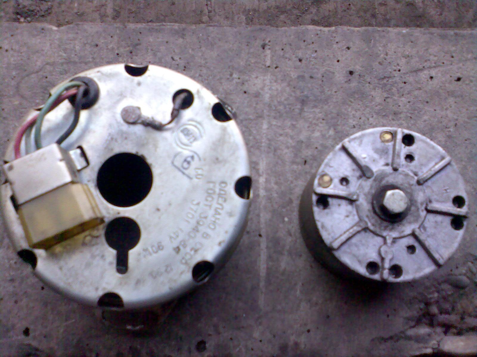 электрическая схема мото минск