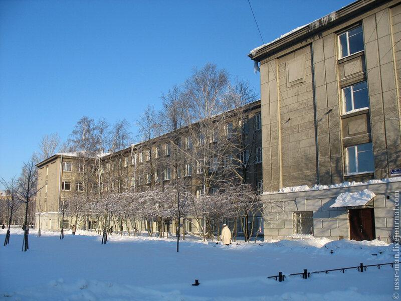 Колледж Аэрокосмического приборостроения