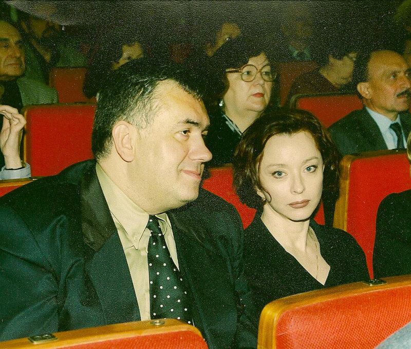 Стас Садальский и Анастасия Вертинская.