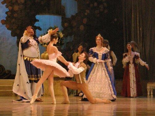 """балет """"Спящая красавица"""""""