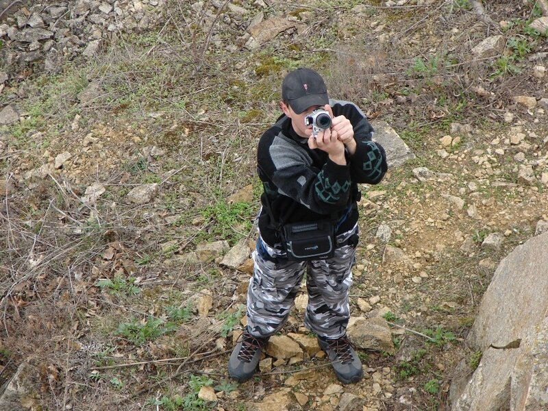 29.03.2008г. Тренировочный выезд на скалу Острая