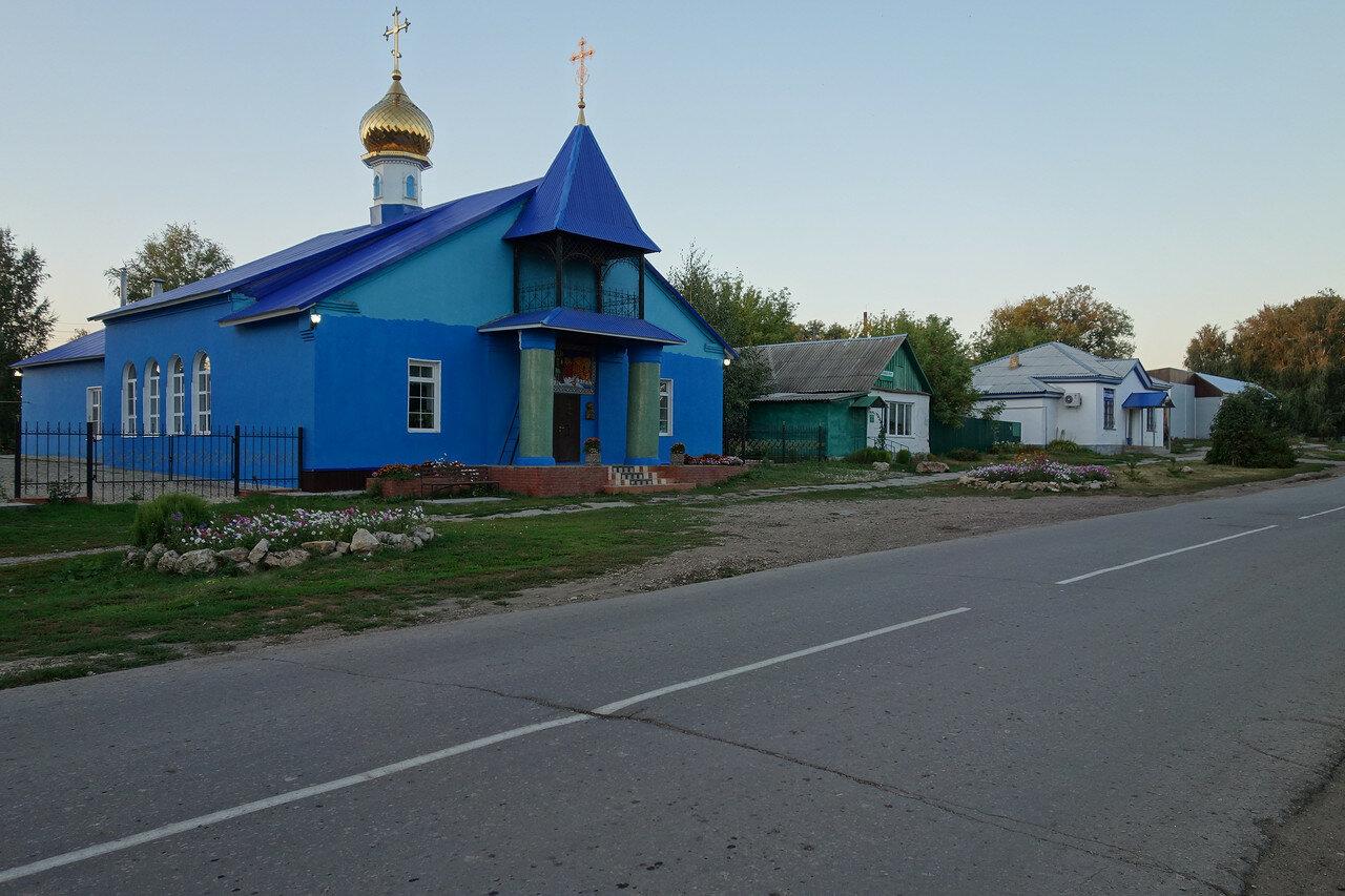храм в селе Чернава
