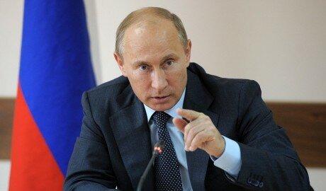 """Путин играет мускулами в Сирии, говоря о """"возможностях"""""""