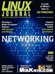 Журнал Linux Journal - June 2015