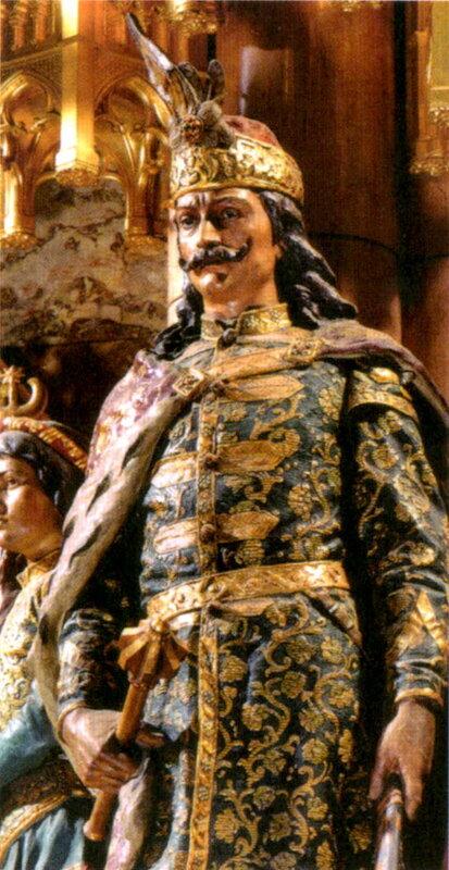 Янош Хуньяди (1387–1456, воевода Трансильвании, генерал и надор (регент) Королевства Венгрия)