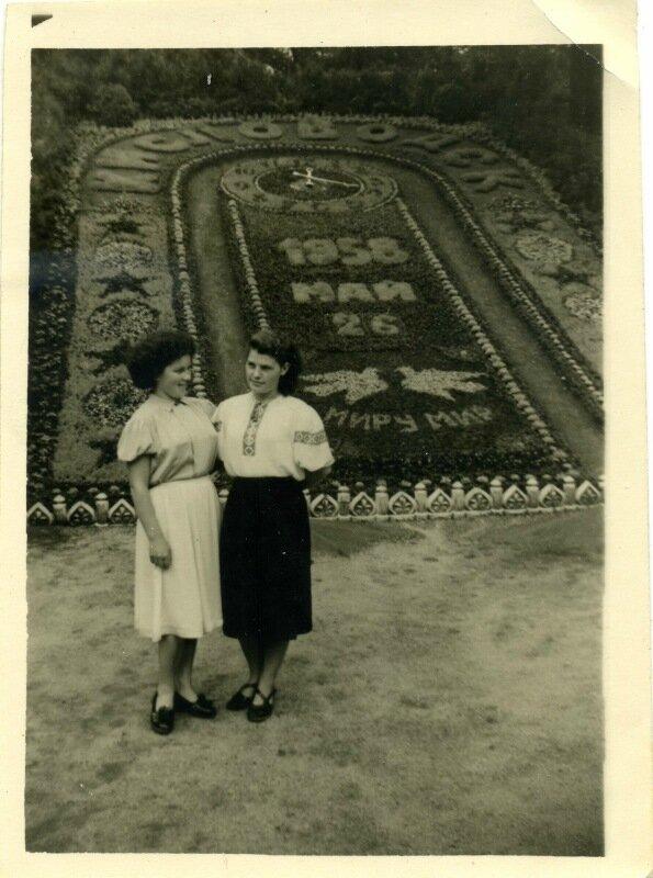 Тетя Люся