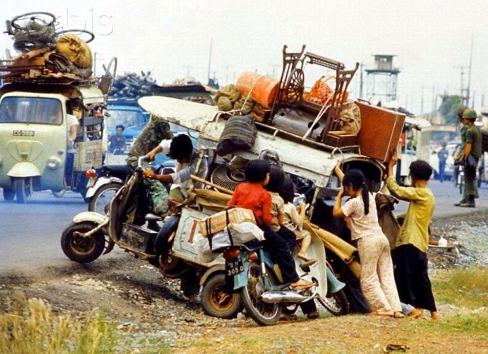 Освобождение Сайгона: как это было! К 40-летию со Дня Победы Вьетнама (США) (4)