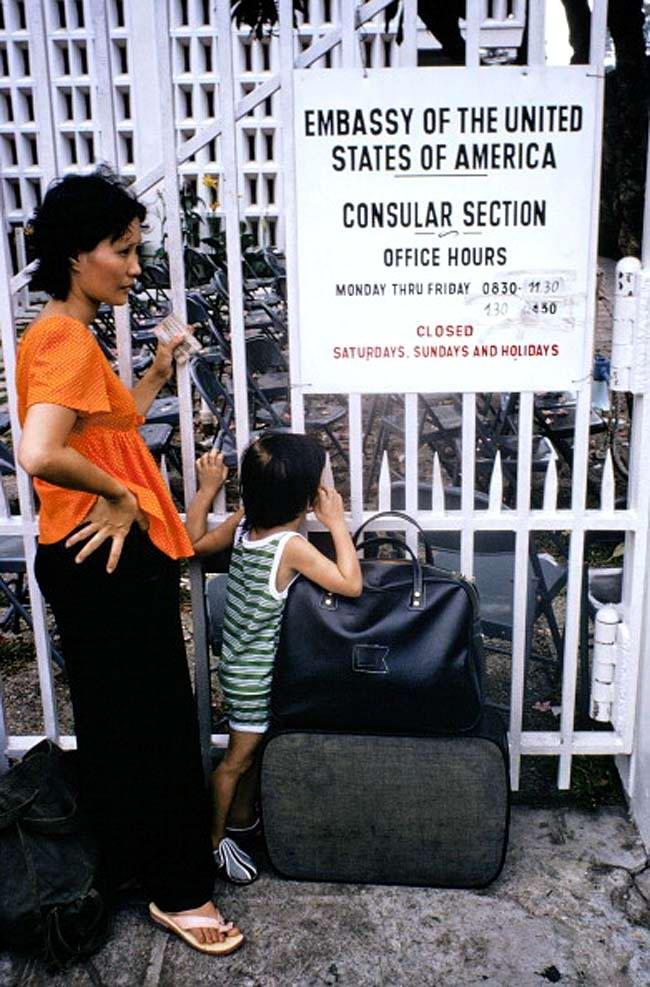 Освобождение Сайгона: как это было! К 40-летию со Дня Победы Вьетнама (США) (10)
