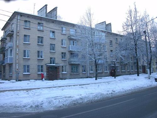 Комсомольского канала наб. 1