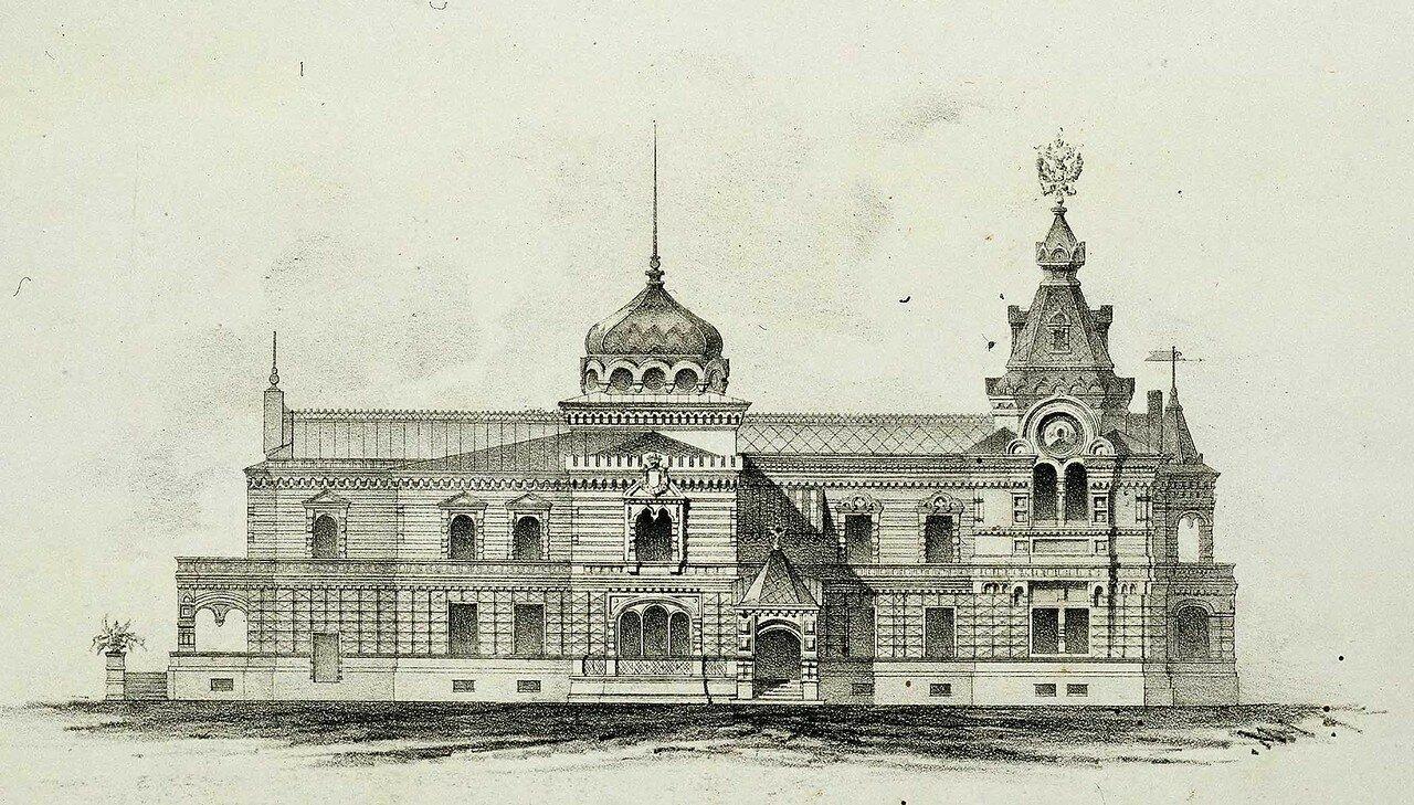 Дом русского посольства