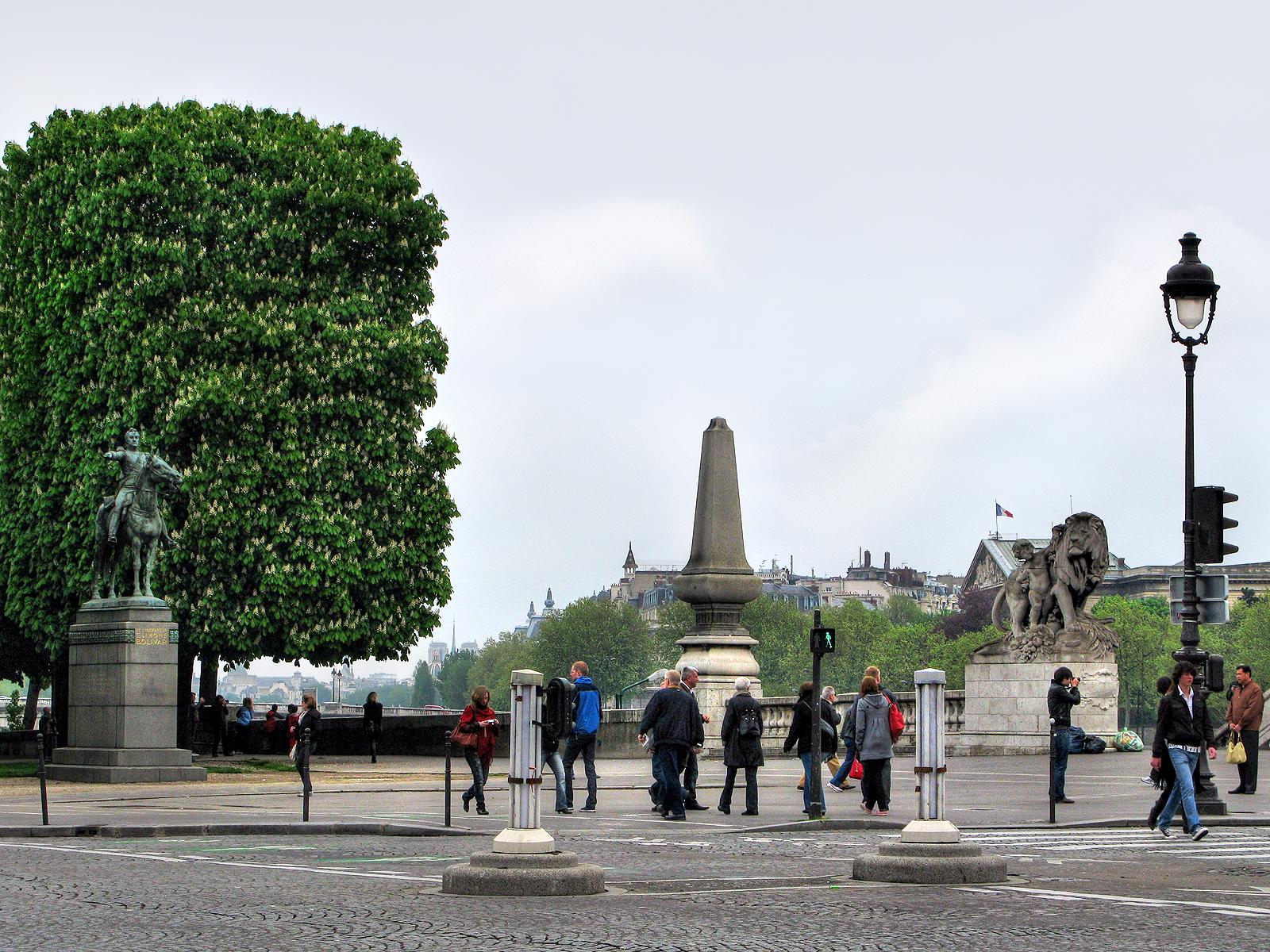 Парижский каштан