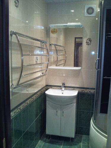 ванных комнат при помощи этих новых