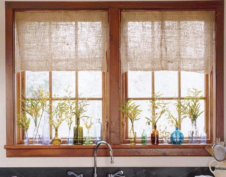 идеи как украсить окна шторы