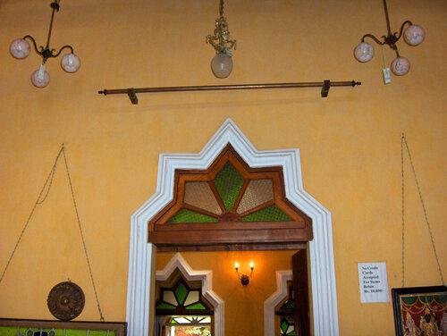 индийский стиль в интерьере и экстерьере