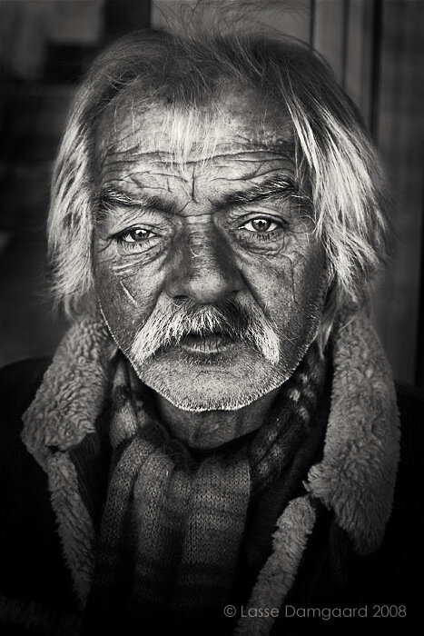 Фотограф Lasse Damgaard - European Portraits