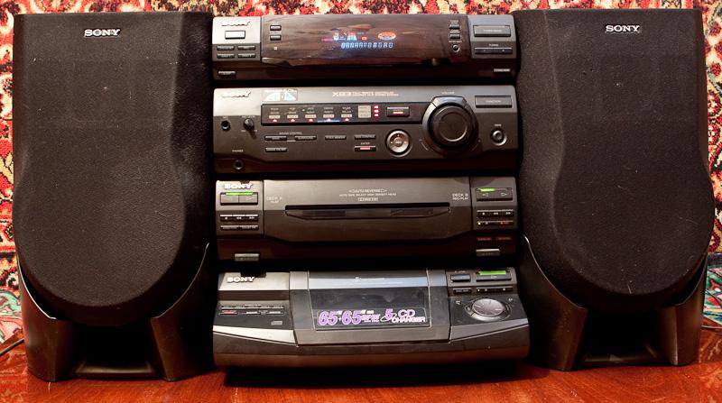 Panasonic SC-AK28 Музыкальные центры инструкция по эксплуатации, характеристики и руководство пользователя загрузить...