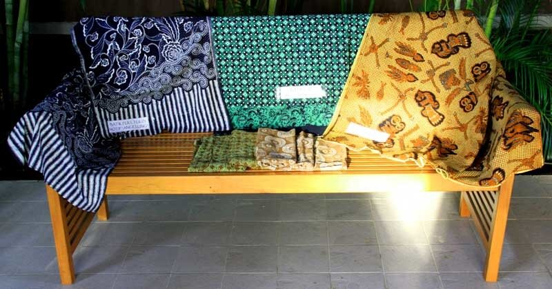 Урок изготовления батика