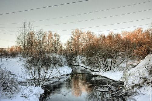 речка Волковка
