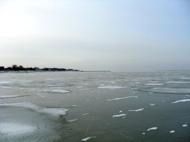 Опять замёрзло! (9)