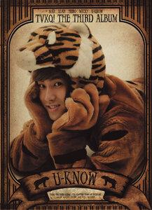 TVXQ THE 3RD ALBUM O-Jung.Ban.Hap.Version D [CD+DVD] 0_32664_2eed2251_M