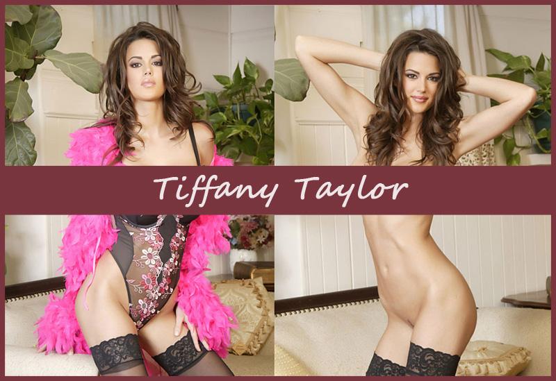 Американская модель Tiffany Taylor